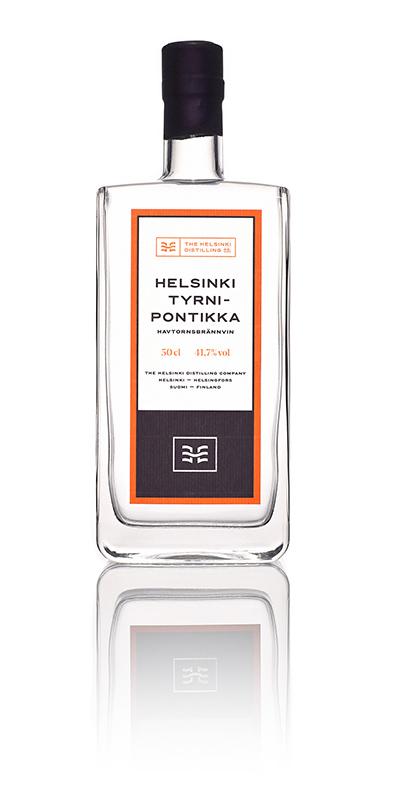Helsinki Tyrni-pontikka