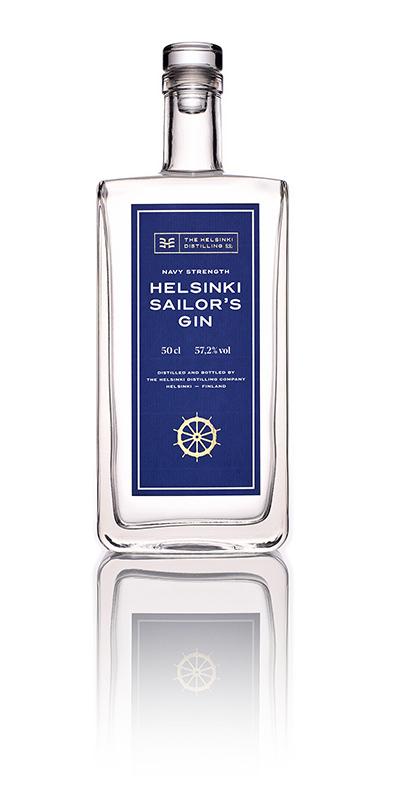Helsinki Sailor's Gin